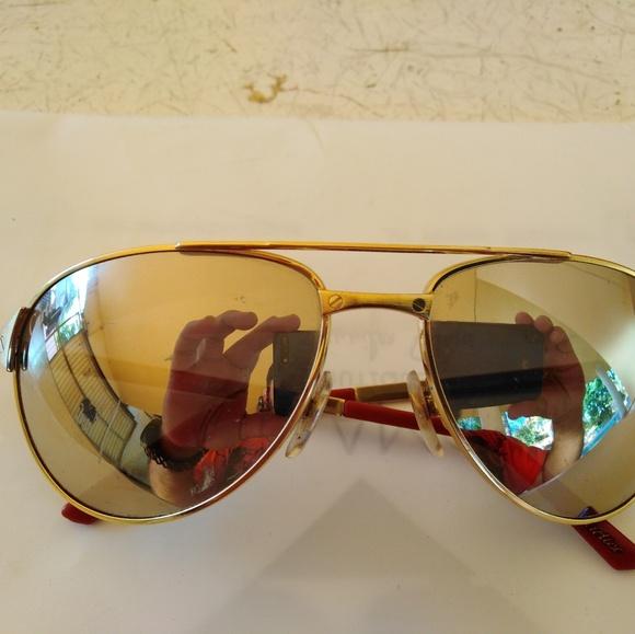 decd9e42da8fc ... Cartier Santos dumont sunglasses. Cartier. M 5be303fd6197457f654661ab.  M 5be304121b3294c9e6960cf2. M 5be304d8aa5719c557a5f7fc